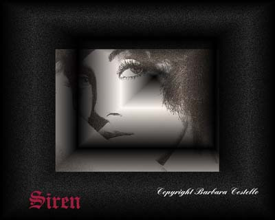 Siren Limited Edition Art Gallery Image